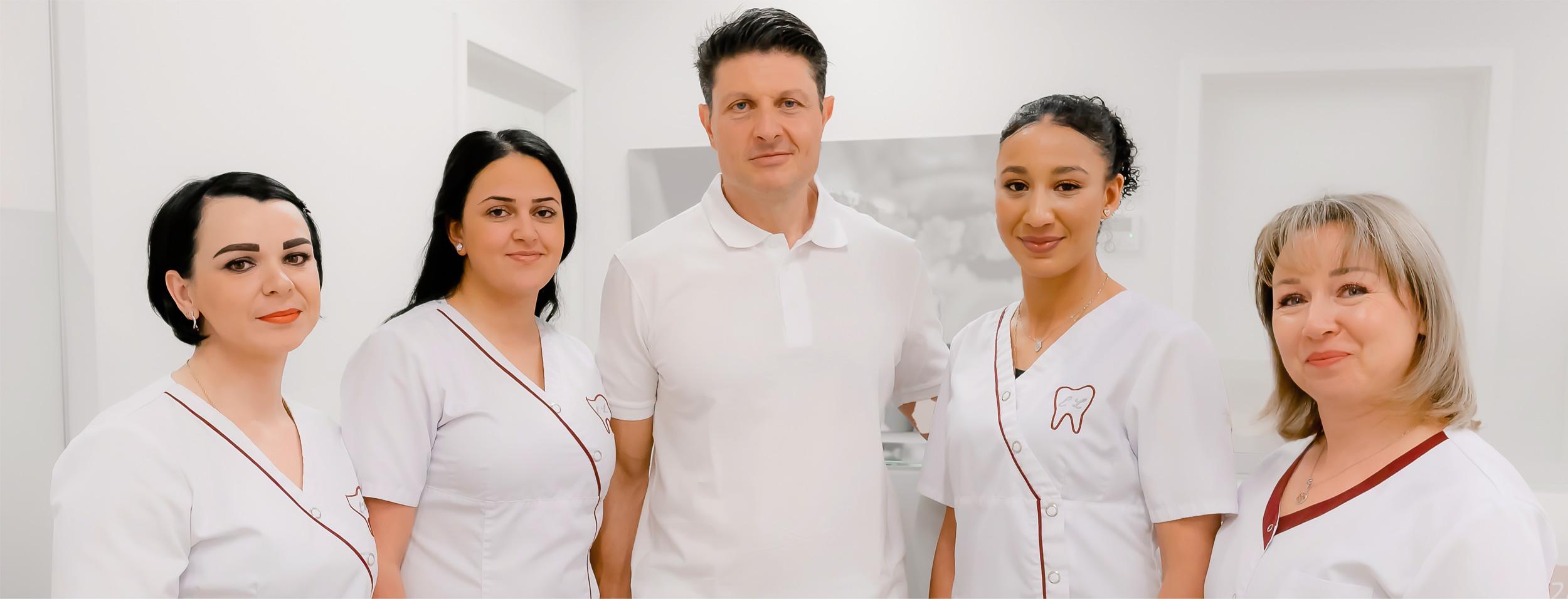 Dr. Liebensohn - Team
